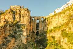 Puente Nuevo Ronda Immagine Stock