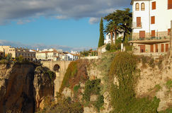 Puente Nuevo - Ronda Imagen de archivo