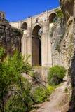 Puente Nuevo in Ronda Royalty Free Stock Photography