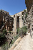 Puente Nuevo in Ronda, Spain Stock Photography