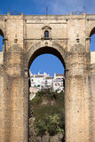 Puente Nuevo in Spain Royalty Free Stock Photography