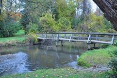 Puente rústico Fotografía de archivo libre de regalías