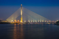 Puente Rama8 Foto de archivo