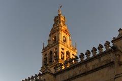 Puente romano de Córdoba Imagen de archivo libre de regalías