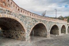 Puente Roto en Cuenca imagenes de archivo