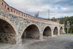 Puente Roto en Cuenca fotografía de archivo libre de regalías