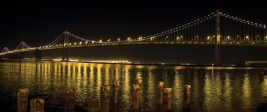 Puente San Francisco de la bahía foto de archivo libre de regalías