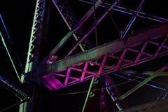 Puente septentrional viejo de la avenida Foto de archivo libre de regalías