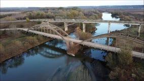 Puente sobre Arges a Hotarele