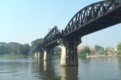 Puente sobre el río Kwai no 3 fotos de archivo libres de regalías