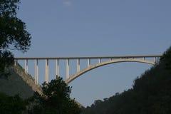 Puente sobre la garganta Imagen de archivo