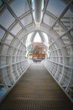 Puente sobre la princesa Dock Foto de archivo