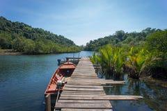 Puente tradicional Fotos de archivo libres de regalías