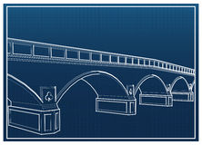 Puente viejo Libre Illustration