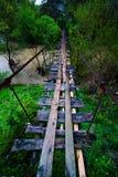 Puente viejo Imagen de archivo libre de regalías