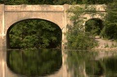 Puente viejo fotos de archivo libres de regalías