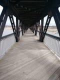 Puente viejo del tren imágenes de archivo libres de regalías