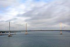Puentes, brazo de mar de adelante, Escocia Imagen de archivo