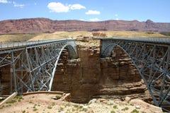 Puentes de Navajo Imagen de archivo