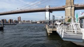 Puentes de New York City metrajes