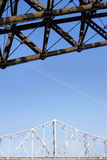 Puentes de St. Louis Fotografía de archivo libre de regalías