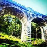 Puentes gigantes Fotos de archivo libres de regalías