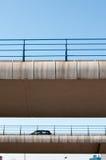 Puentes modernos Fotografía de archivo