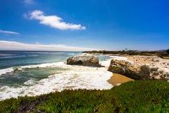 Puentes naturales Santa Cruz CA Imagen de archivo libre de regalías