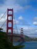 Puentes sobre bahía Fotos de archivo