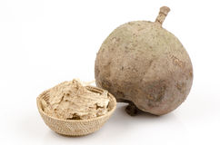Pueraria mirifica or White Kwao Krua Royalty Free Stock Photography