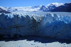 puerito moreno ледника стоковые изображения