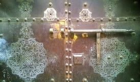Puerta árabe Imagenes de archivo