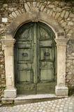 Puerta 01 fotografía de archivo