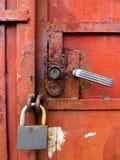 Puerta Imagen de archivo libre de regalías