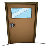 Puerta libre illustration