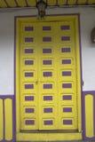 Puerta 9 Fotos de archivo