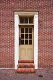 Puerta 814 Imagen de archivo libre de regalías
