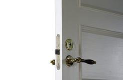 Puerta abierta Fotografía de archivo libre de regalías