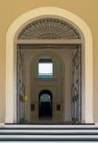 Puerta abierta Imágenes de archivo libres de regalías