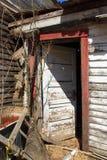Puerta abierta Imagen de archivo libre de regalías