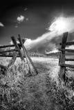 Puerta al Tetons Imagenes de archivo