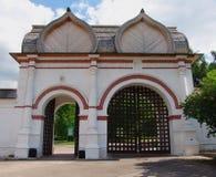 Puerta antigua Fotografía de archivo
