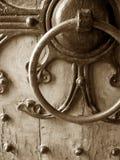 Puerta antigua fotos de archivo libres de regalías
