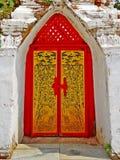 Puerta antigua Imagenes de archivo