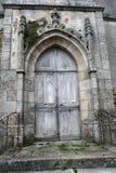 Puerta antigua Foto de archivo libre de regalías