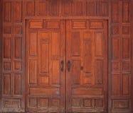 Puerta antigua Imagen de archivo libre de regalías