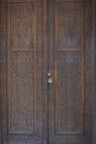 Puerta antigua 1 Fotos de archivo