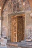 Puerta antigua 2 Foto de archivo