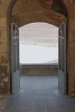 Puerta antigua 4 Fotos de archivo
