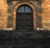 A puerta cerrada Fotos de archivo libres de regalías